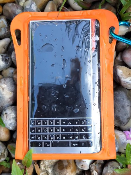 TrailProof phone case by Aquapac