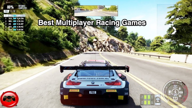 8 Racing Games for Android Users