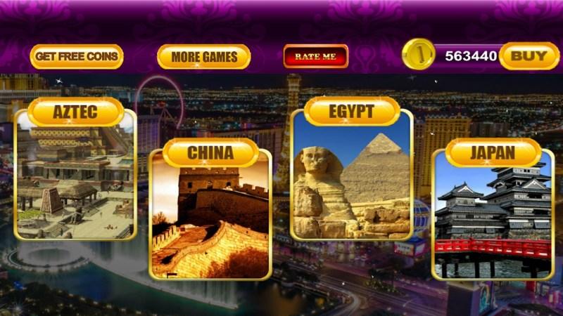 Big win casino game app