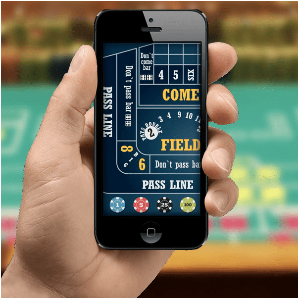 Guide To The Best Craps System To Use When Playing At Mobile Casino