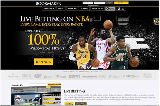 Guide to 10 mobile sports betting bookies- Bookmaker