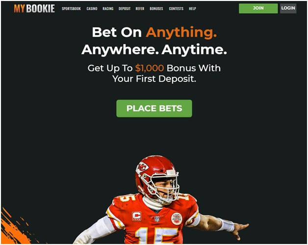 Guide to 10 mobile sports betting bookies- Mybookie