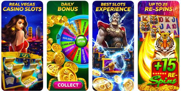 Infinity slots app