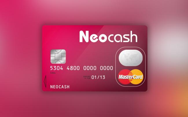 NeoCash MasterCard