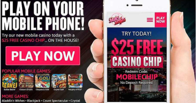 No Deposit US Mobile Casinos