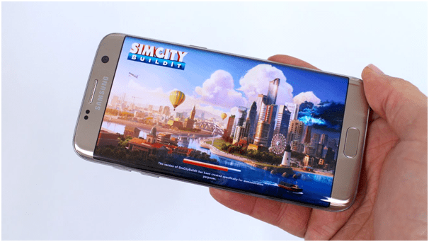 Samsung Galaxy 7- Best for mobile slots