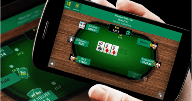 Poker on mobile