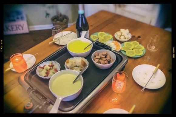 Fondue Dinner