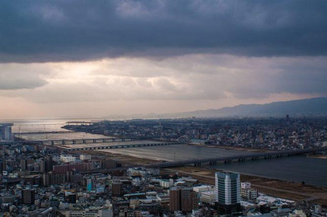 JAPAN. Osaka. 2007.