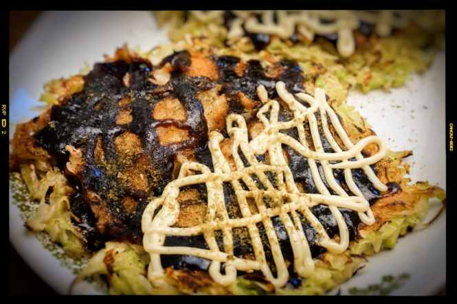 """Okonomiyaki"" USA. Texas. Cedar Park. 2016."