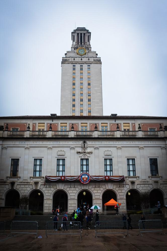 """""""UT Tower"""" Austin, 2017"""