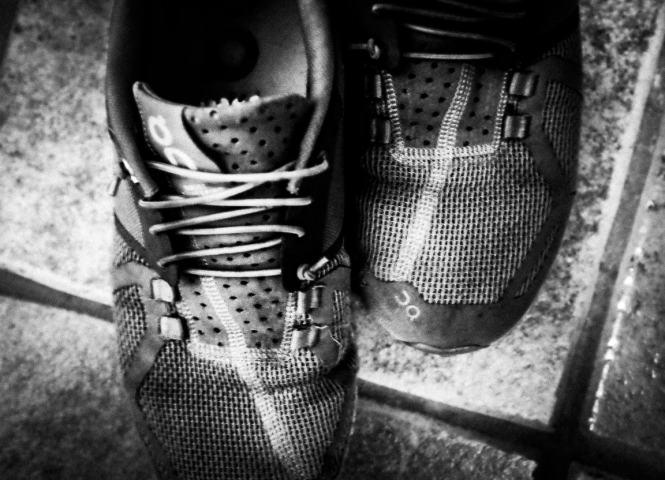 """Running Shoes"" Cedar Park, 2017"