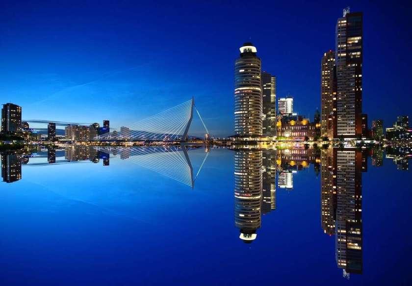 Rotterdam grootste steden van Nederland