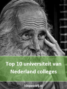 Top 10 universiteit van Nederland colleges 🎬