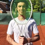 "Noah Rubin's ""Behind The Racquet"" • With • Stefan Bojic 