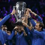 Tennis 10sBalls Shares A Trophy Photo Gallery From Geneva • Team Europe Wins The Laver Cup