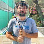 "Noah Rubin's ""Behind The Racquet"" • With • Marcos Baghdatis | Tennis 10sBalls"
