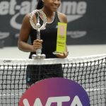 Coco Gauff Win's Her First Of Many Titles • WTA Tennis Linz 2019