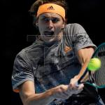 Tennis • Defending Champion Zverev Downs Rafa Nadal, Spaniard Vows To Continue Fighting in London