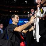 Roger Federer Notches First  Win In London At The 2019 ATP Nitto Tennis Championships