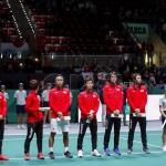 Davis Cup Tennis From Madrid Is Sadly Very Poorly Organized • Its A Real Headache To Try To Report
