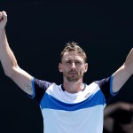 Tennis • Millman Continues Australian Open Success, But None Other Than Federer Awaits