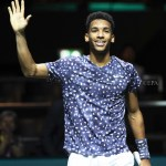 ATP Men's Tennis Stars Auger-Aliassime, Sinner, Carreno Busta • All Current Draws
