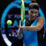 WTA Tennis Stars Photos And Draws From St. Petersburg • Kuznetsova, Bertens, Kvitova, And Cornet