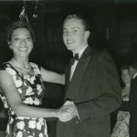 Celebrating Black History Month • Richard Evans Shares His Night As Althea Gibson's Escort At The Wimbledon Ball  (From The 10sballs.com Vault)