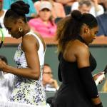 Tennis News• Serena vs. Venus set in Lexington • 31 St. Time • Gauff also advances to second round