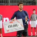 """Tennis Star Dominic Thiem Is """"SuperMan""""  • Does He Play  U.S.Open Or Kitzbuhel? Or Both?"""