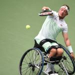 Tennis From  U.S. Open Wheelchair Semi-Final • Hewett, Kunieda In Final • Ladies  Singles Final On Tap