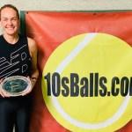 Celebrating Women's History Month • From The Vault • Australian Tennis Legend Louise Pleming Receives TennisBalls.com Humanitarian Award