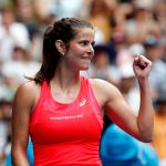 German Tennis Star Julia Goerges Retires