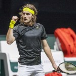 Tsitsipas to Pass Federer for No. 5 in rankings, Rublev also Advances in Rotterdam ATP Tennis