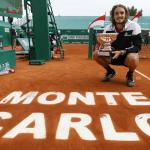 Stefanos Tsitsipas Soars to Maiden Masters 1000 Title in Monte-Carlo