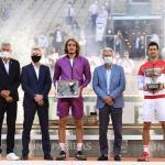 Tennis Trophy Photo Gallery From Roland Garros 2021