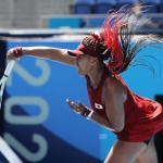 Tokyo Tennis • Women's Olympic Wrap: Number One Barty Out, Japan's Naomi Osaka Returns to Court With Win