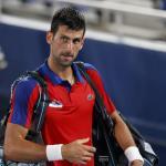 No Gold For Novak