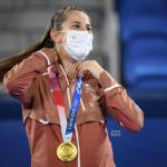 Olympic Tennis • Belinda Bencic Wins singles Gold Medal for Switzerland, Vondrousova and Svitolina earn Silver and Bronze