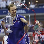 ATP No. 1 Ranking Not a Short-Term Goal For Medvedev, who Plans on Celebrating US Open Tennis  Title