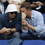 Hot Shots! – Celebrities at the 2021 US Open featuring Brad Pitt, Bradley Cooper, James Corden, Claire Danes and More!