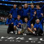 Loudest Cheers for Federer as Europe Takes On-Court Drama out of the Equation in Dominant Laver Cup Tennis Win