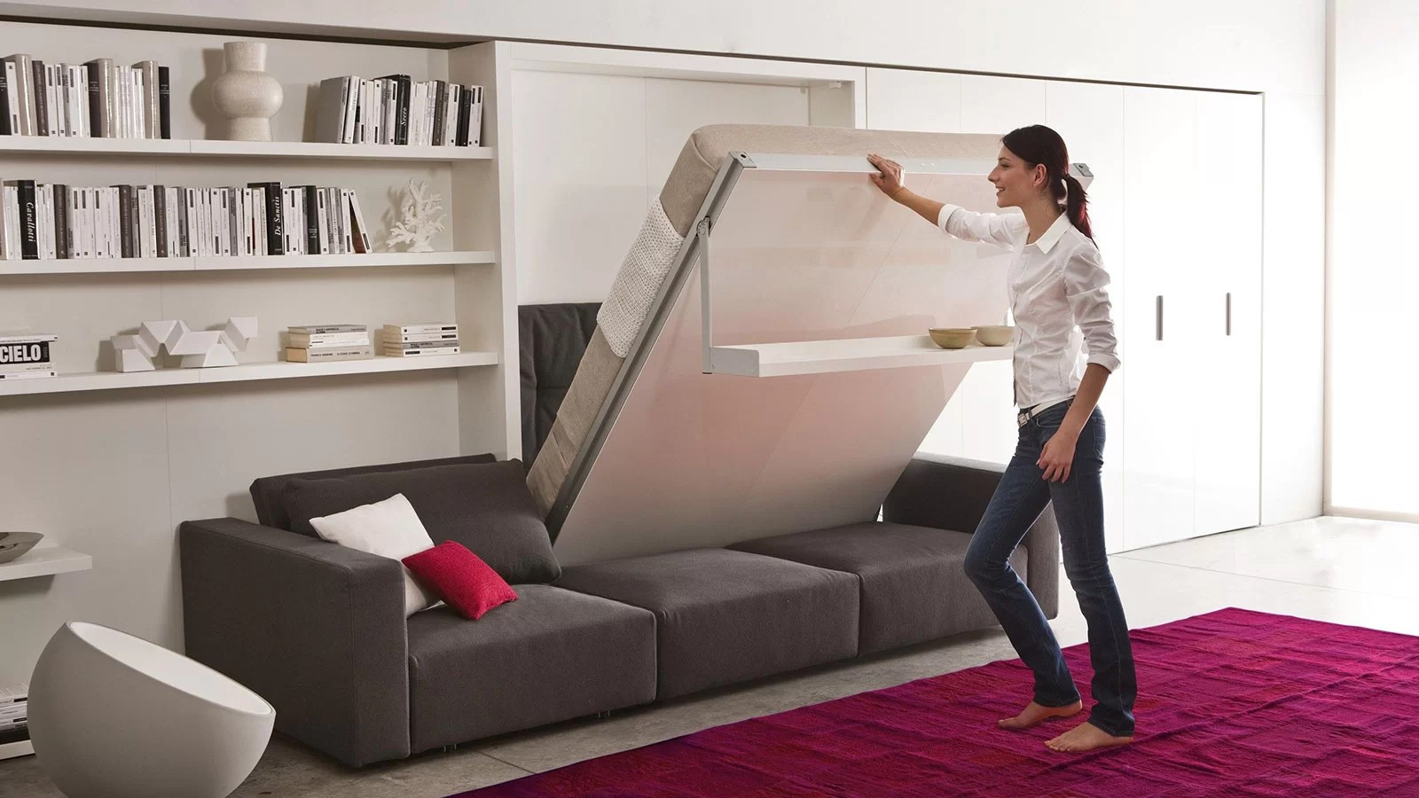 These 10 Modern Murphy Beds Will Help You Maximize Space In Your Small Home 10 Stunning Homes