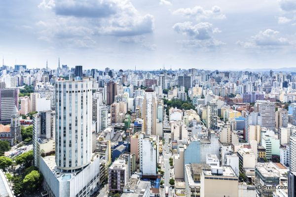 Sao Paulo, Brazil