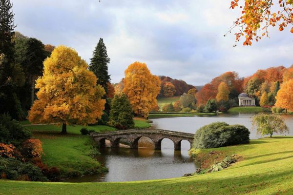 Stourhead, Warminster England