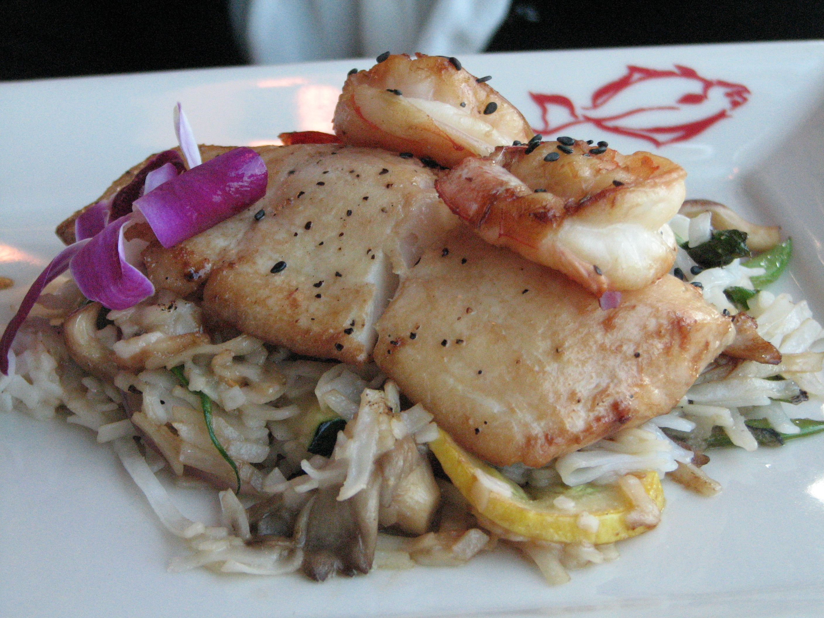 restaurant temptations – 110 Pounds and Counting