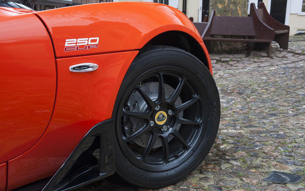 Lotus Elise S3 Cup 250