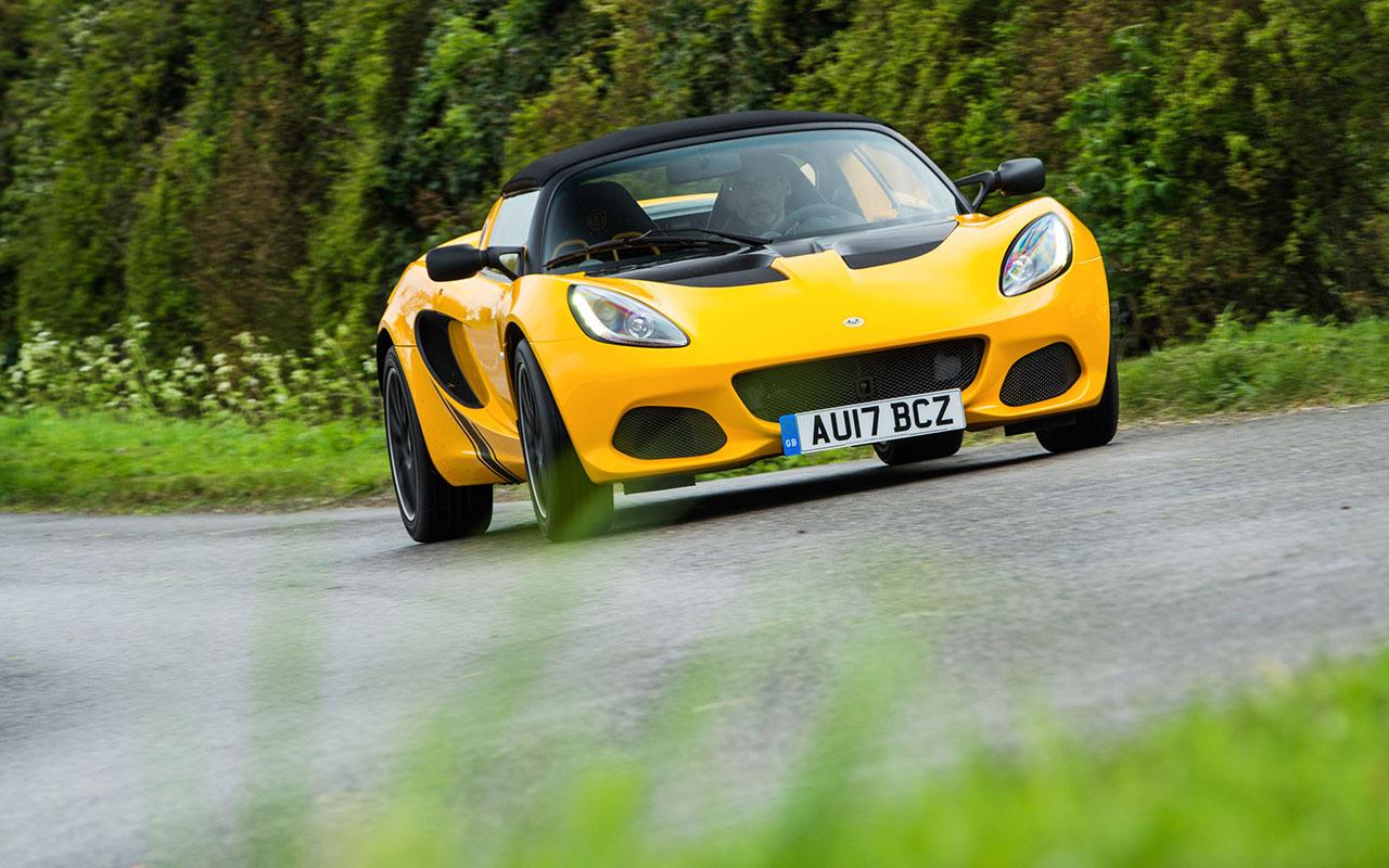 Lotus Elise S3 Sprint