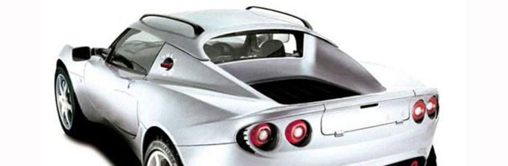 Lotus Elise S2 Load Lugga